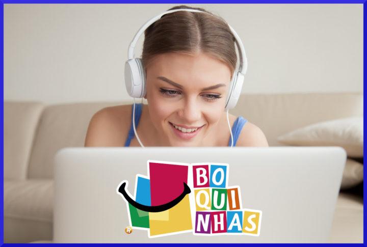 Novos Cursos Online Boquinhas.